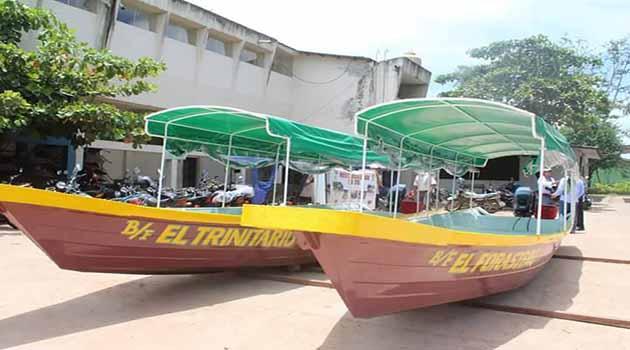 Dirección Regional de Agricultura incorporó dos deslizadores al proyecto cacao