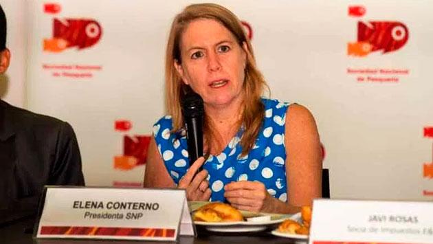 INDUSTRIA PESQUERA PAGA 50% DE SU UTILIDAD OPERATIVA